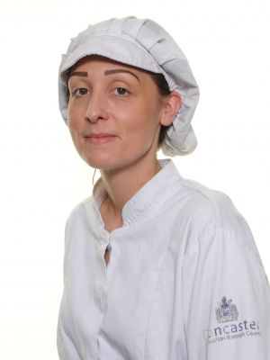 Mrs Worrall Kitchen Assistant